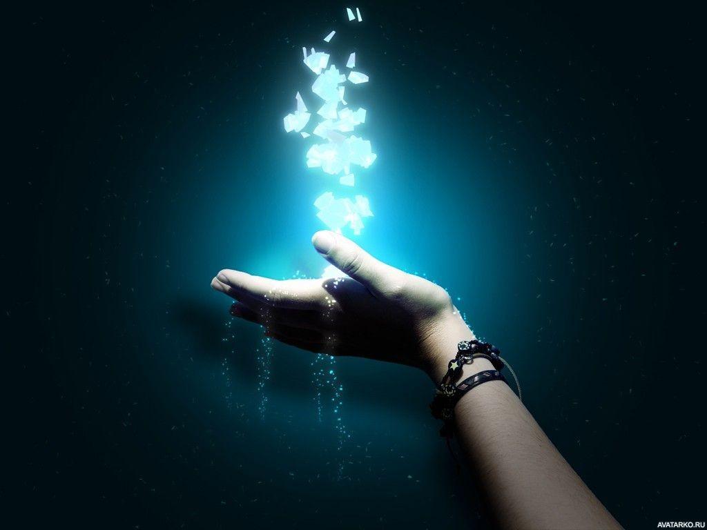 Картинка волшебство рук