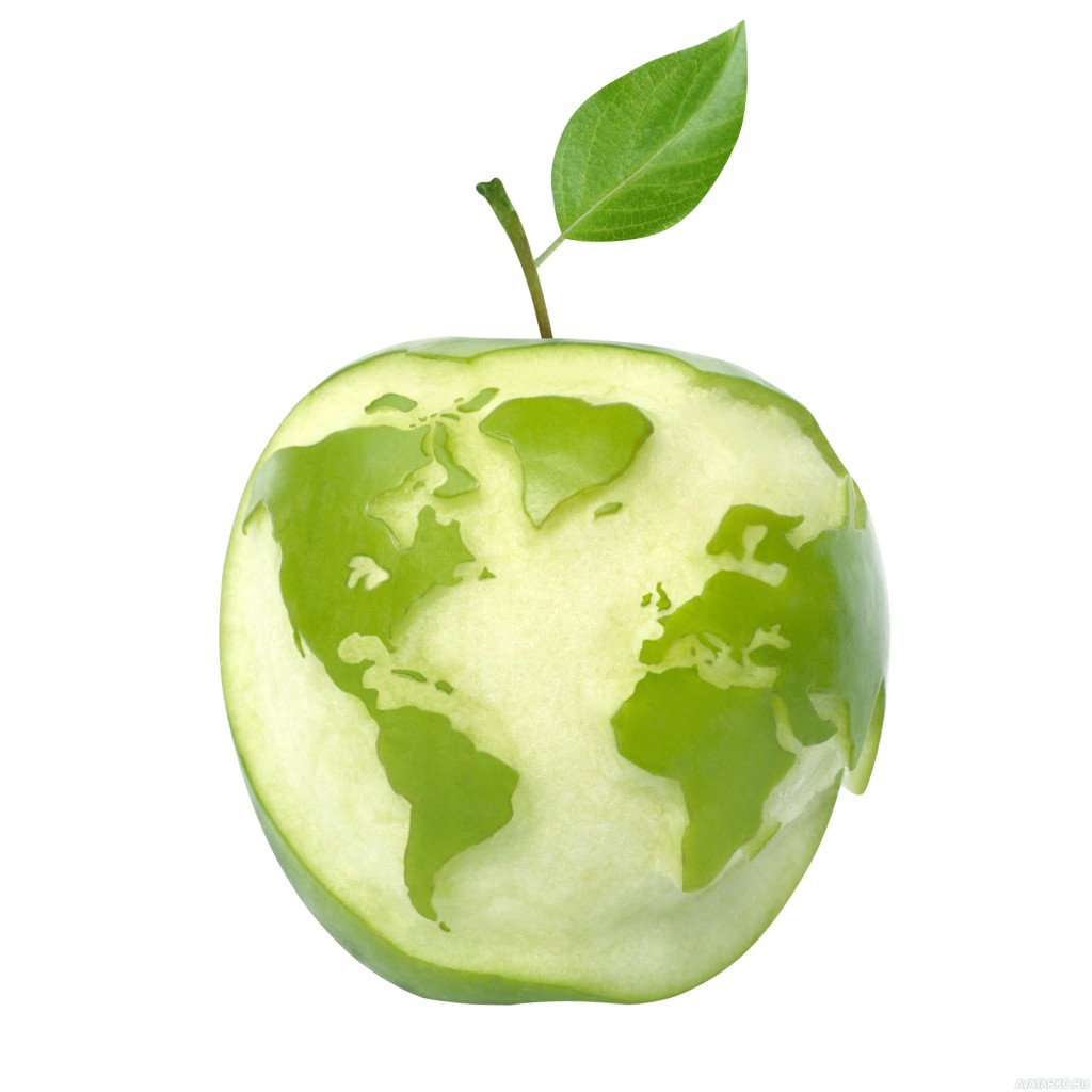 apple and the world