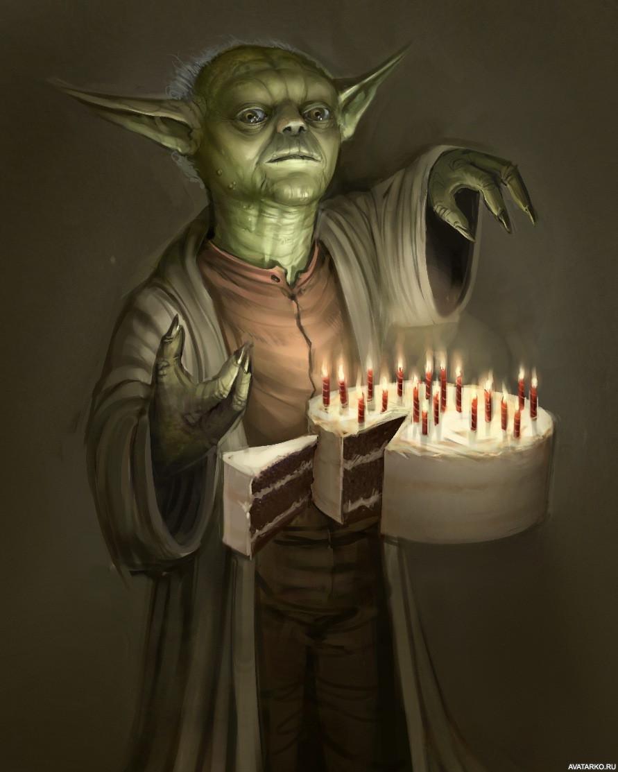 Страшная картинка с днем рождения, парню картинки