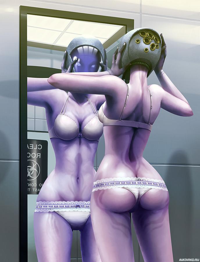 Девушки перед зеркалом - 2 (42 фото) | 900x688