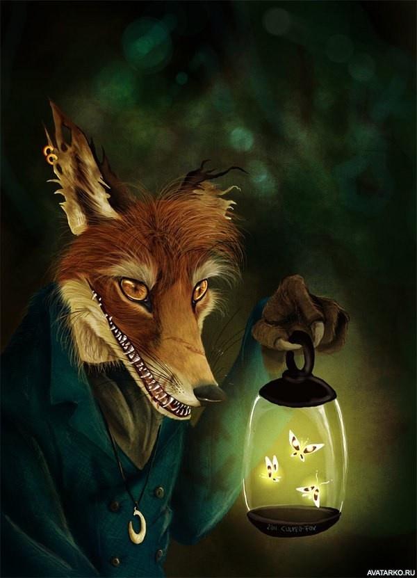 размер лиса с лампой картинка этот непревзойденный