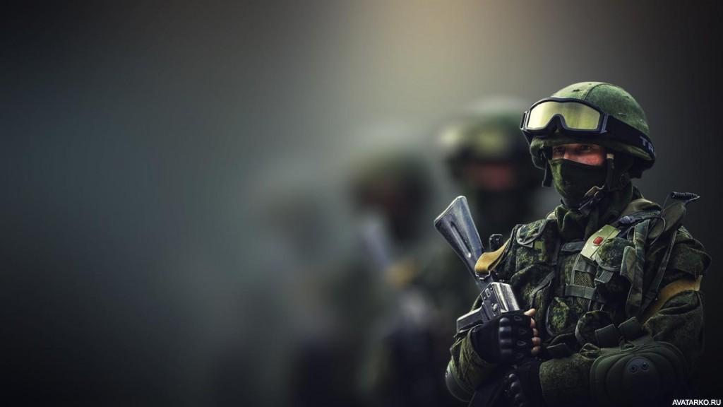 обои для рабочего стола военные солдаты № 808050 без смс