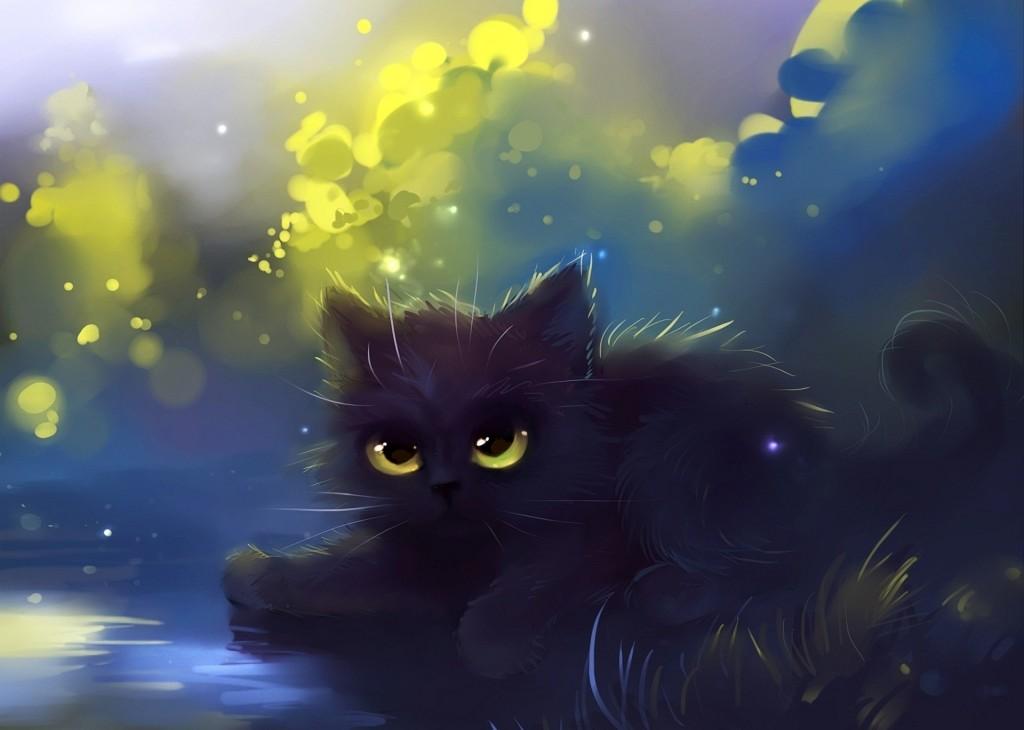 орел арт картинки с котятами речным сообществом