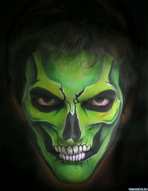 Значение тату демоны и 8
