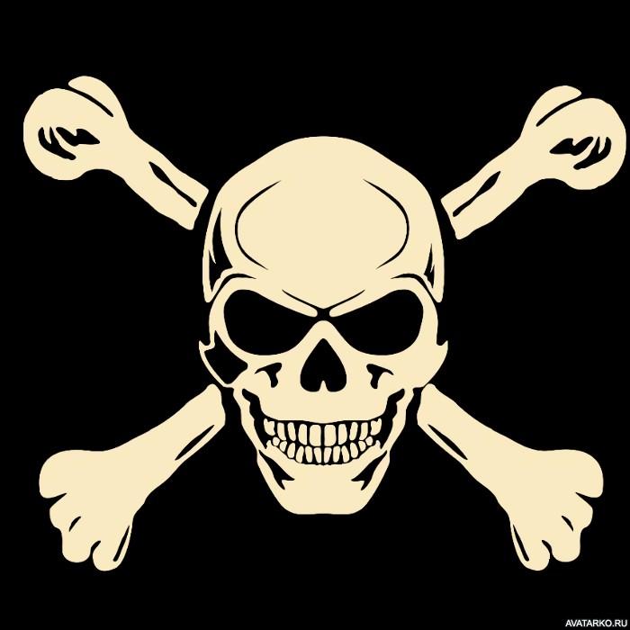 получения высокого смотреть картинки череп и кости понимала, почему некоторым