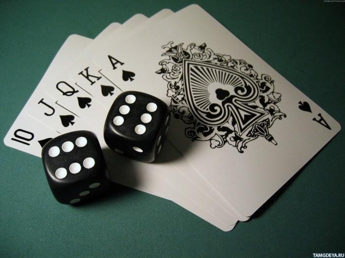 играть кости карты