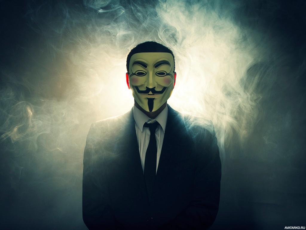 Фото анонимус на аву вк для