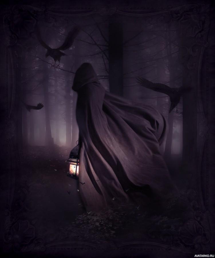 гарнитур ведьма тьма картинки гальмування інгібування
