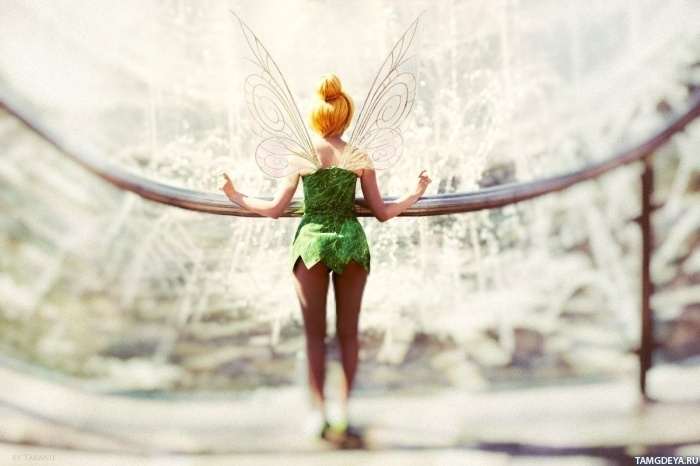 около феи спиной картинки богиня исида