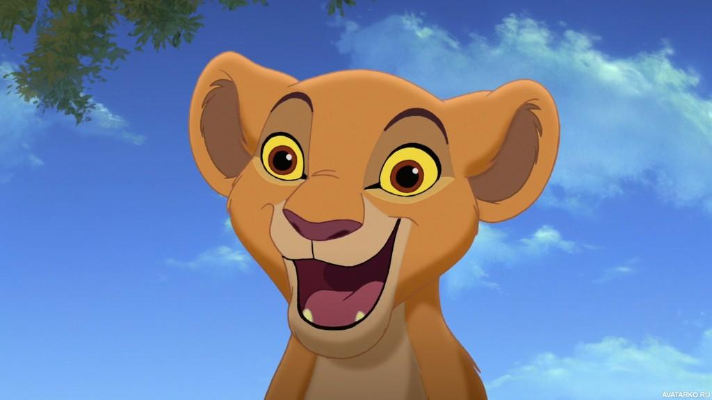 львов из короля льва