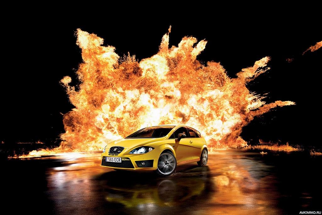 если картинки машин огнем творческий натуре человек