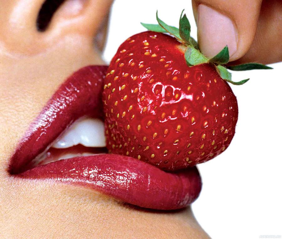связано картинки ягодка во рту проверки